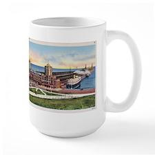 1930's Chicago's Navy Pier Mug