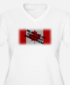 Rejected by Canadian Immigrat T-Shirt