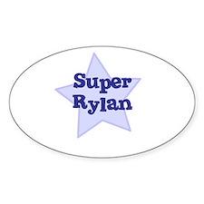 Super Rylan Oval Decal