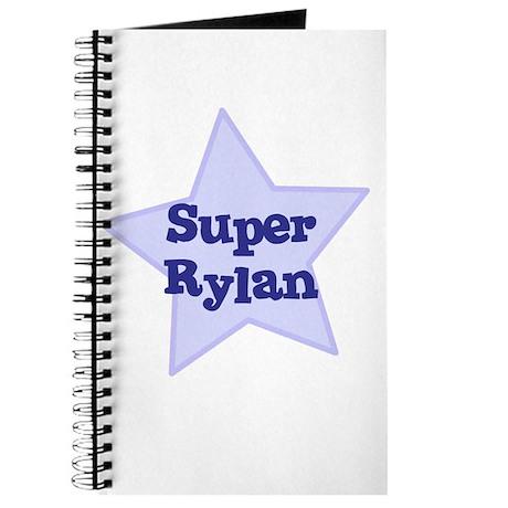 Super Rylan Journal
