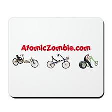 Atomic Zombie Mousepad
