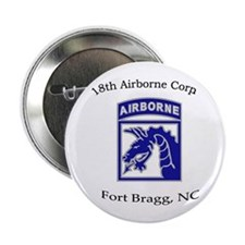 "18th ABN Corps 2.25"" Button"