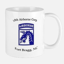 18th ABN Corps Mug