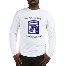 18th ABN Corps Long Sleeve T-Shirt