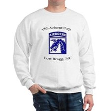 18th ABN Corps Sweatshirt