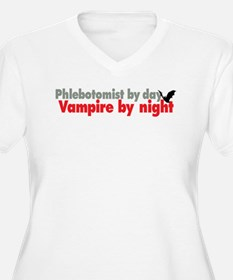 Phlebotomist By Day T-Shirt
