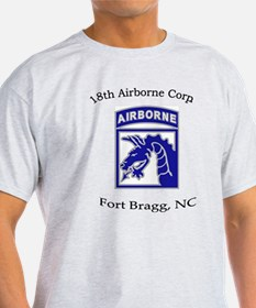 18th ABN Corps T-Shirt