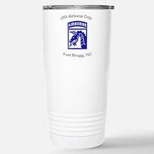 18th ABN Corps Travel Mug