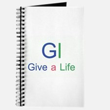 Give a Life Journal
