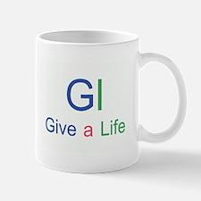 Give a Life Mug