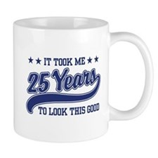 25th Birthday Mug