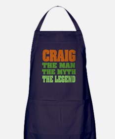 CRAIG - The Legend Apron (dark)