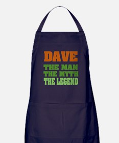 DAVE - The Legend Apron (dark)