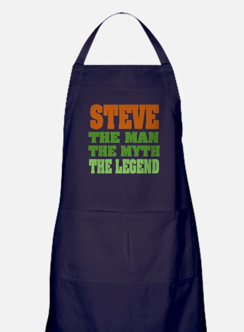STEVE - The Legend Apron (dark)