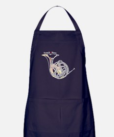 French Horn Apron (dark)
