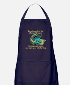 Dragon Crunchies Apron (dark)