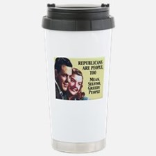 Republicans Are - On a Travel Mug