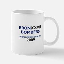 BronxxvII Bombers Dark Mug