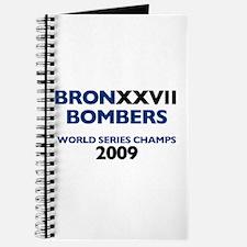 BronxxvII Bombers Dark Journal