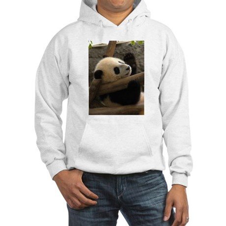 Baby Panda Hooded Sweatshirt