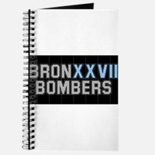 BRONXXVII BOMBERS ON BLACK2 Journal