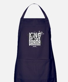 King of the Drama Apron (dark)