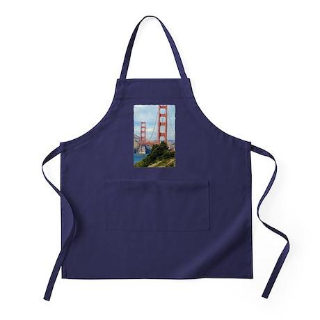 Golden Gate Apron (dark)
