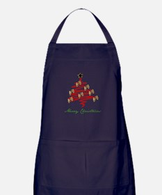 Drama Tree Apron (dark)