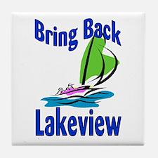 Rebuild Lakeview Tile Coaster