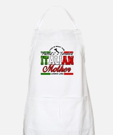 World's Greatest Italian Mother Apron