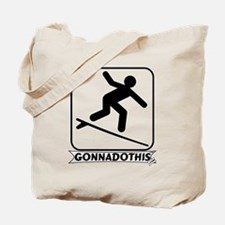 GONNADOTHIS.COM-Surfing- Tote Bag