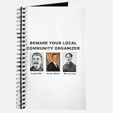 Beware community organizer Journal