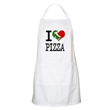 I Love Pizza Apron