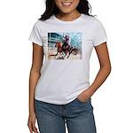 DOWN THE FIRST TURN Women's T-Shirt