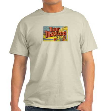 Vintage New Mexico Light T-Shirt