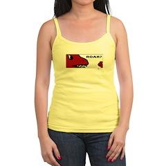 Dinosaur Roar Women's Jr. Spaghetti Tank
