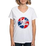 Latin Fusion TV Organic Women's T-Shirt (dark)