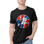 Latin Fusion TV Men's Fitted T-Shirt (dark)