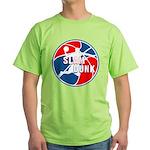 Latin Fusion TV Green T-Shirt