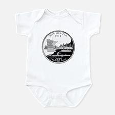 Minnesota Quarter Infant Bodysuit
