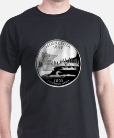 Minnesota Quarter T-Shirt