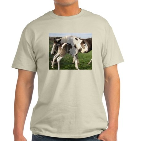THUNDER Ash Grey T-Shirt