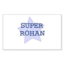 Super Rohan Rectangle Decal