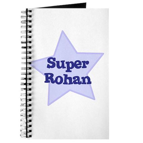 Super Rohan Journal