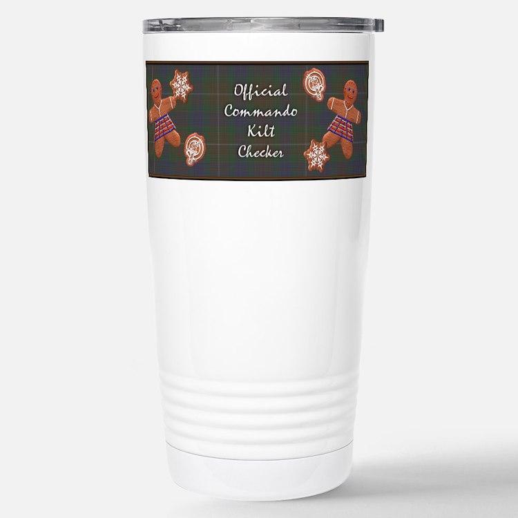Cute Dg Travel Mug