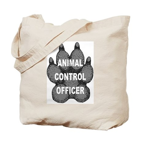 Animal Control Officer Tote Bag