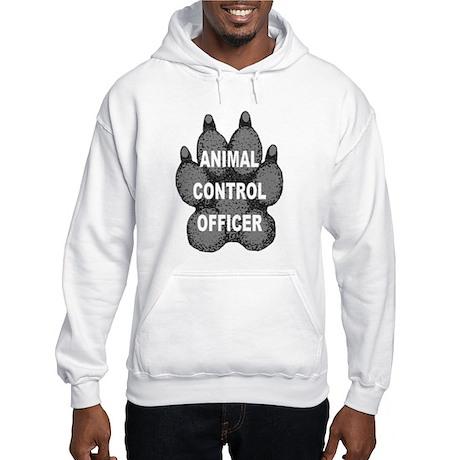 Animal Control Officer Hooded Sweatshirt