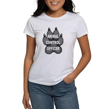 Animal Control Officer Women's T-Shirt