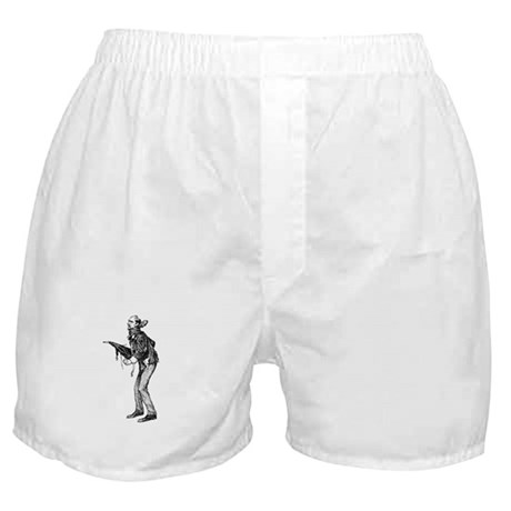 Victorian Bum Boxer Shorts