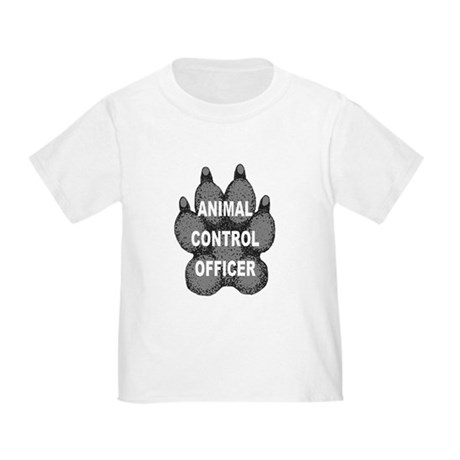 Animal Control Officer Toddler T-Shirt